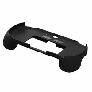 LoveOlvidoF Manette de Jeu Manette de Jeu Manette de Protection Couvercle de Support de Jeu contrôleur avec poignée L2 R2 déclencheur pour Sony PS Vita 2000