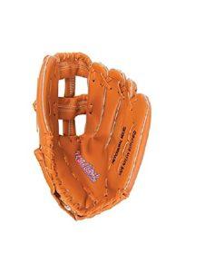 Midwest Kids Slugger Gant de baseball pour joueur de champ Marron 25 cm