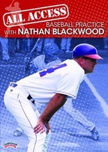 Nathan Blackwood: tous les accès de baseball Pratiquer (DVD)