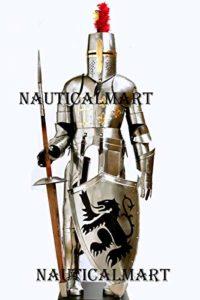 NauticalMart Combinaison de réincarnation médiévale