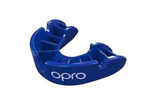 Opro Mors Sportif Self-Fit GEN4 Bronze Unisex Bleu