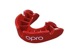 Opro Mors Sportif Self-Fit GEN4 Bronze Unisex Rouge