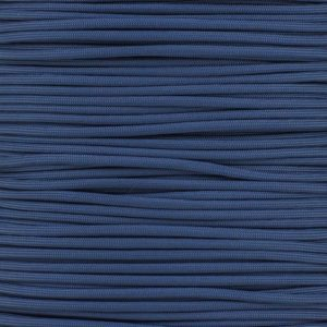 ParacordPlanet 100′ 550 Cord Hank of Type III 550 Paracord – FS Navy Blue by PARACORD PLANET