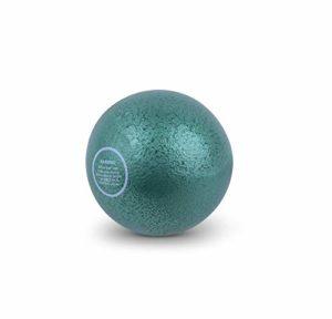 Poids à lancer en fonte pour les compétitions et l'entraînement – 3,00 kg – vert