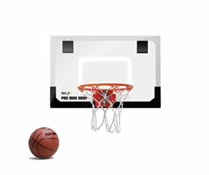 Pro Mini Hoop – Professioneller Mini Basketballkorb, multicolore