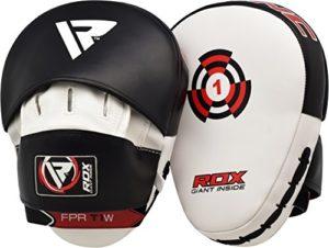 RDX MMA Pattes d'ours Boxe Entraînement Thai Bouclier Courbe Paos De Frappe Cible Pads