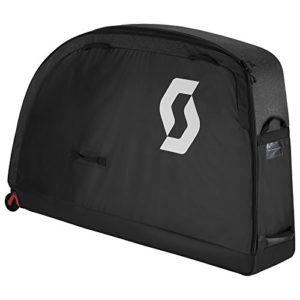 Scott Transport Bag Premium 2.0 Bike Bag Sac de voyage vélo Noir
