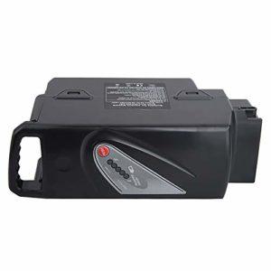 Sinbide Batterie Velo électrique E-Bike Li-ION 20.8Ah(25,2V/26V) Samsung/Panasonic Cellule pour Flyer C-T-L-S-X-Serie Kalkhoff Raleight Helkama Kettler Moover Victoria, Noir