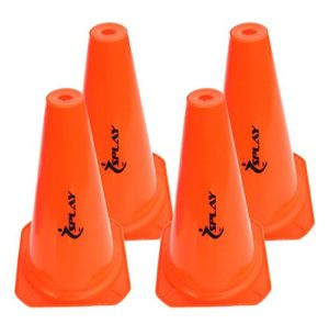 Splay entraînement Cône de Circulation – 38,1 cm (Orange) x 4