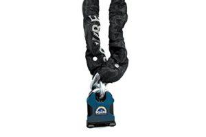 Squire Antivol à chaîne Noir 1,4 x 120cm