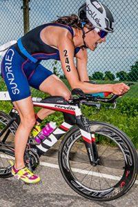Sundried Numéro de Course Tatouage temporaire Set pour Le Triathlon Ironman Natation Aquathlon Aquabike (10 numéros par Paquet) (50)