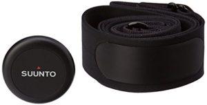 Suunto Ss020566000 Capteur de cardiofréquencemètre Noir – Taille M