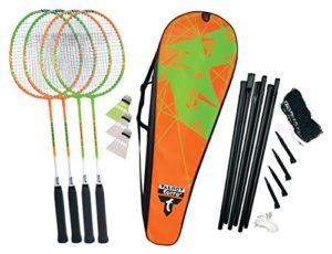 Talbot-Torro Set de badminton «4 Attacker Plus»