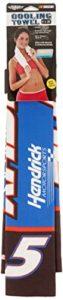 Wincraft NASCAR Serviette de Refroidissement, A2205615, 8″ x 30″