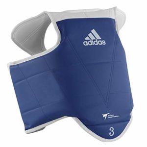 Adidas – Plastron Taekwondo Enfant T/1 (XS)