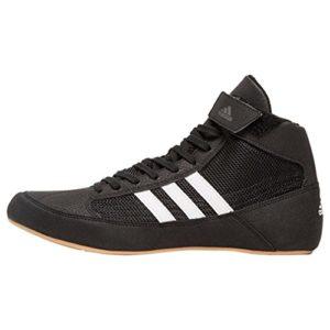 adidas AQ3325, Chaussures de Catch Mixte Adulte, Noir (Black), 45 1/3 EU