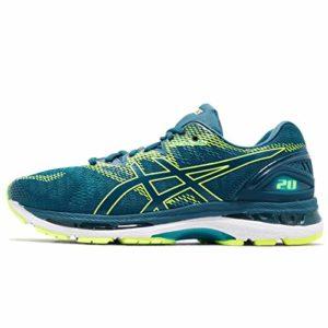 ASICS Gel-Nimbus 20 Hommes Running Trainers T800N Sneakers Chaussures (UK 6 US 7 EU 40, Deep Aqua Lagoon 401)