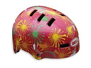 BELL Fraction Casque de vélo XS Pink Flowers