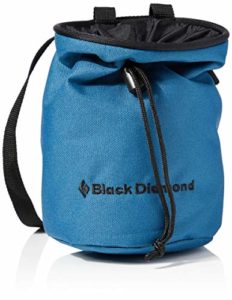 Black Diamond Mojo Chalk Sac Mixte Adulte, Astral Blue, FR : L (Taille Fabricant : M/L)