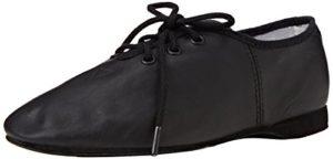 Bloch – Essential Jazz – Chaussures de danse – Femme – Noir – FR: 40.5 EU(Taille Fabricant : 7.5)