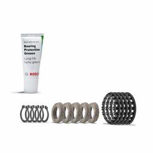 Bosch Kit de secours Bague de protection avec roulements graisse (Unité moteur E-bike).