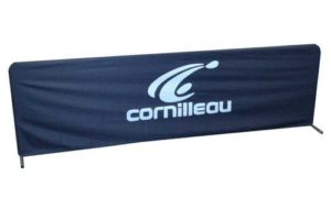 Cornilleau – Séparation D'Aire De Jeux En Textile (X10) De Ping Pong Tennis De Table