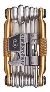 Crank Brothers Multi-19 Outils multi-fonction Doré XL