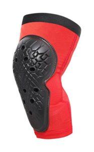 Dainese Scarabeo Protection de VTT Mixte Enfant, Noir/Rouge, FR : M (Taille Fabricant : JM)