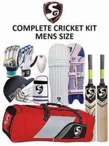 G&S SG de Cricket kit Pack–Super Saver English Willow kit
