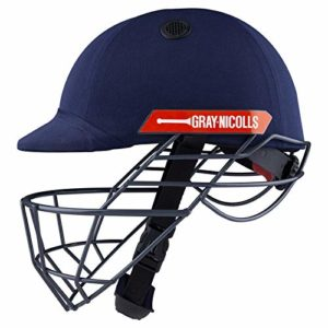 Gray-Nicolls Atomic 360 Casque de Cricket Bleu Marine, m