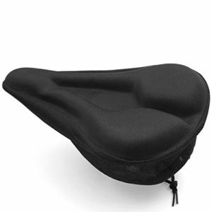 LUPO Housse Selle Velo Gel Coussin Extra Rembourre Confort