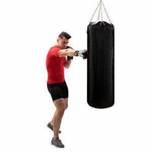Marbo Sport sac de frappe vide 140 cm fi35 + sac de rembourrage supplementaire MC-W140|35