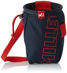 MILLET Ergo Sac à magnésie Unisex-Adult, Orion Blue/Fire, Unique