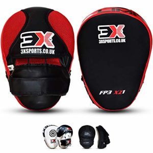 Professional Choice Boxe MMA Cuir mayahide Pattes d'ours Muay Thai Pao Frappe Cible Kick Boxing Mitaines Krav Maga Entraînement De Frappe Cible Pads