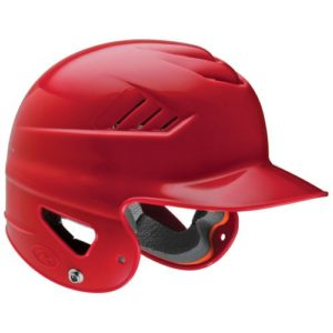Rawlings Coolflo moulé Baseball Casque de Cricket, Mixte, RCFH, écarlate, Taille Unique
