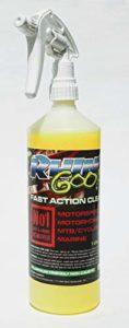 Rhino Goo! Fast Action Cleaner 1L – Nettoyant de vélo et dégraisseur de chaîne pour VTT, vélos de route et motos