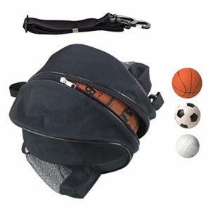 Sacs à bandoulière Ballon de Football Épaule Football Balle Sacs Sac bandoulière Basketball De Plein air Nylon Sporting Carry Kits de Football Volley-Ball Équipement de Formation Sports