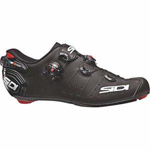 SIDI Wire 2 Carbon, échappement vélo Homme, Blanc Blk Liner, 46.5