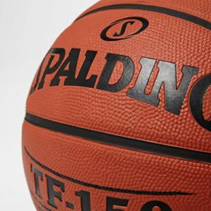 Spalding TF 150 Balle Basketball Balle Orange 7