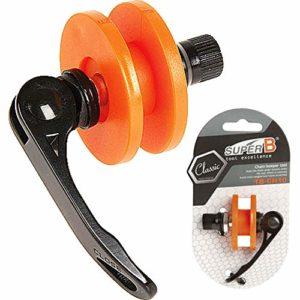 SuperB TB-CH10 Porte-chaîne Adulte Mixte, Orange