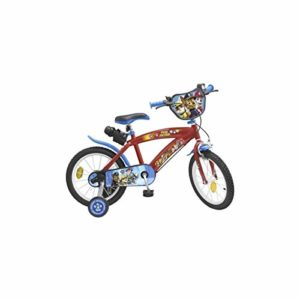 Toims Paw Patrol Vélo Enfant 14″ – 4/5 ans