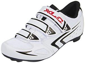 XLC CB-R04 – Chaussures vélo de route – Blanc – Blanc, 47